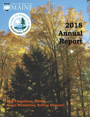 Cover 2018 CRSF annual report