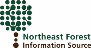 logo for the northeast forest information source