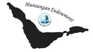 Munsungan Lake image used for logo