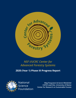 CAFS Ph. 3 Report Cover image